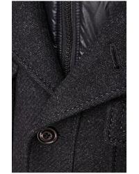 BOSS Orange Black Wool-blend Jacket 'c-orfeys' for men