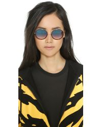 DITA Multicolor Freebird Sunglasses - Dark Tortoise/Gunmetal Mirror