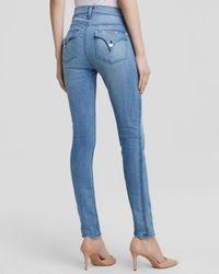 Hudson Jeans - Blue Jeans - Lynne Runway High Waist In Pico - Lyst