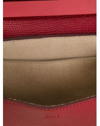 Chloé | Red Drew Leather Shoulder Bag | Lyst