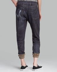 Rag & Bone Blue Jeans - The Pajama In Sheffield
