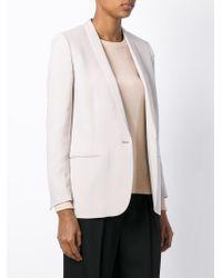Stella McCartney Natural Classic Blazer
