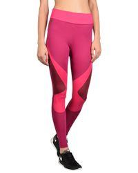 Charli Cohen Pink Leggings