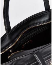 DKNY Active - Black Dkny Studded Tote Bag - Lyst