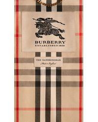 Burberry Red The Sandringham - Short Heritage Trench Coat