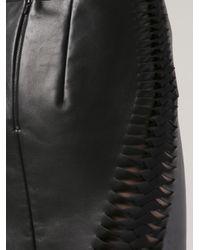 Dion Lee - Black 3d Filter Skirt - Lyst