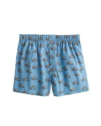 J.Crew - Multicolor Motorcycle Print Boxers for Men - Lyst