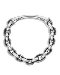 David Yurman | Metallic Streamline Bracelet | Lyst