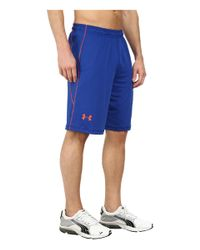 Under Armour | Blue Ua Raid Short for Men | Lyst
