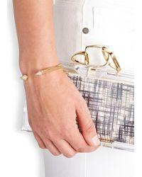 Vita Fede - Pink Mini Titan Thea Rose Gold-plated Bracelet - Lyst