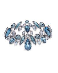 Givenchy | Blue Sugarhill Drama Bangle Bracelet | Lyst
