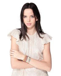 Hipanema - Brown Bracelet - Lyst