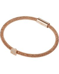 Links of London | Pink Star Dust Square Bracelet | Lyst