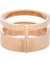 Repossi | Pink Berbere Module Ring | Lyst