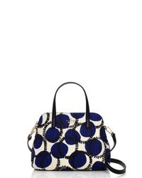 kate spade new york | Blue Julia Street Dot Maise | Lyst