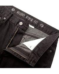 Onassis Clothing | Black Rider Fit Marled Denim for Men | Lyst