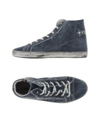 Ciaboo - Blue High-tops & Trainers for Men - Lyst
