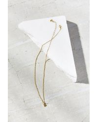 Urban Outfitters | Green Isla Charm Necklace | Lyst
