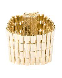 Rosantica Metallic 'cleopatra' Cuff