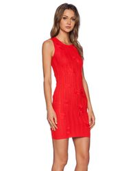 For Love & Lemons | Red Forget Me Not Dress | Lyst