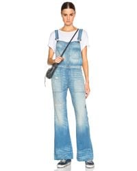 Bliss and Mischief - Blue Michi Overalls - Lyst