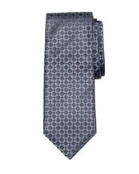 Brooks Brothers | Gray Four-dot Windowpane Tie for Men | Lyst