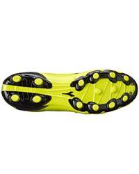 Diadora Yellow Italica 3 K-pro Mg 14 for men