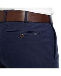 Polo Ralph Lauren Blue Classic Stretch Corduroy Pant for men
