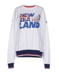 North Sails White Sweatshirt