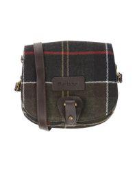 Barbour | Green Cross-body Bag | Lyst