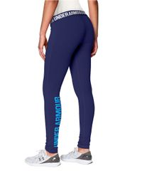 Under Armour | Purple Women's Ua Favorite Leggings | Lyst