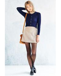 Kimchi Blue Blue Cara Mini Cardigan