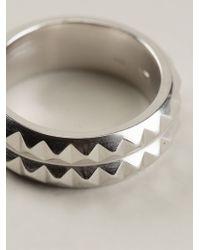 Vj By Vanni Pesciallo | Metallic 'Iratus Ii' Ring | Lyst