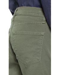 J Brand - Green Tyler Slim Straight Jeans for Men - Lyst