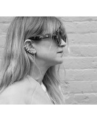 Jenny Bird Metallic Illa Ear Cuff