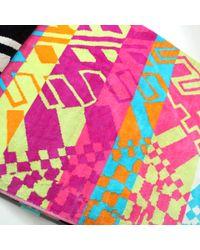 Mara Hoffman Multicolor Horizon Beach Towel