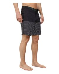 Rip Curl - Black Mirage Messenger Boardshorts for Men - Lyst