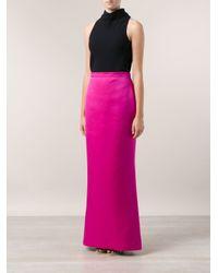 Martin Grant   Natural Maxi Skirt   Lyst