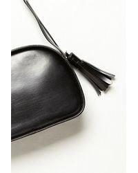 Kelsi Dagger Brooklyn Black Vista Leather Crossbody