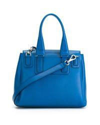 Givenchy - Blue Small Pandora Pure Handbag - Lyst