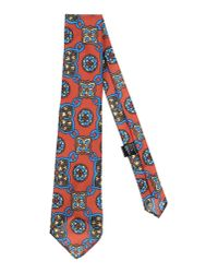 DSquared² - Multicolor Tie for Men - Lyst