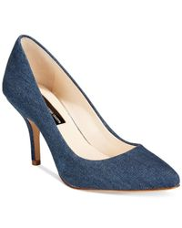 INC International Concepts Blue Only At Macy's