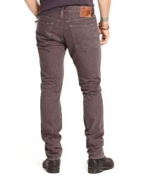Denim & Supply Ralph Lauren Gray Slim-fit Jean for men