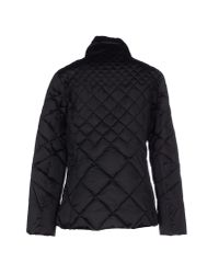 Romeo Gigli | Black Hooded Quilted Jacket  | Lyst
