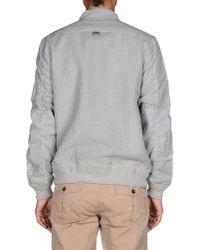 Sacai - Gray Jacket for Men - Lyst