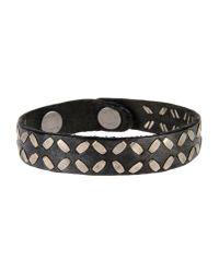 HTC | Black Bracelet | Lyst