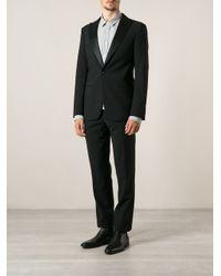 Giorgio Armani - Black Classic Formal Suit for Men - Lyst