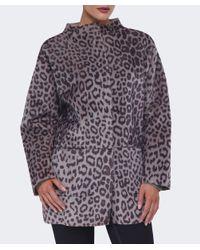 Munthe Multicolor Reversible Giho Coat