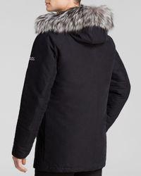 Michael Kors - Black Arctic Parka for Men - Lyst