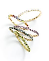 Ippolita | 18K Rock Candy London Blue Topaz Tennis Bracelet | Lyst